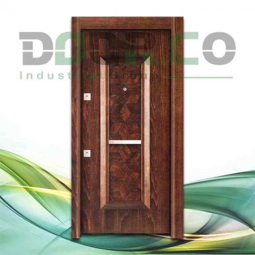 درب ضد سرقت برجسته کلاسیک کد 3203