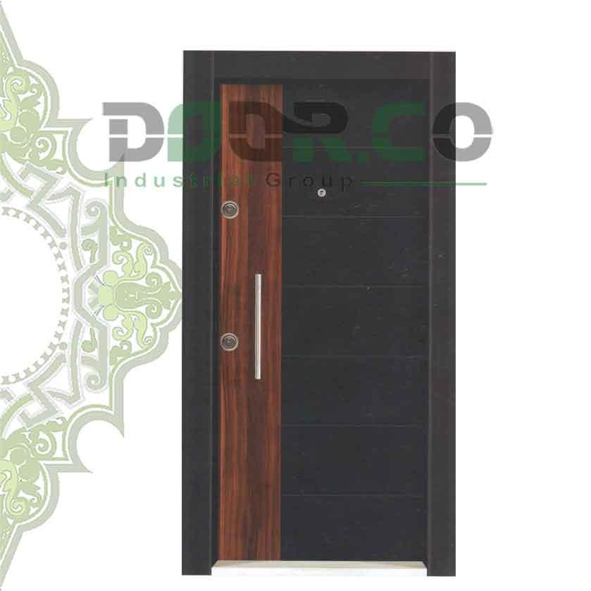 درب ضد سرقت لمینت کد 3408