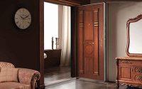 درب ضد سرقت - عایق حرارت و صدا