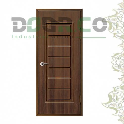 درب روکش pvc کد p201