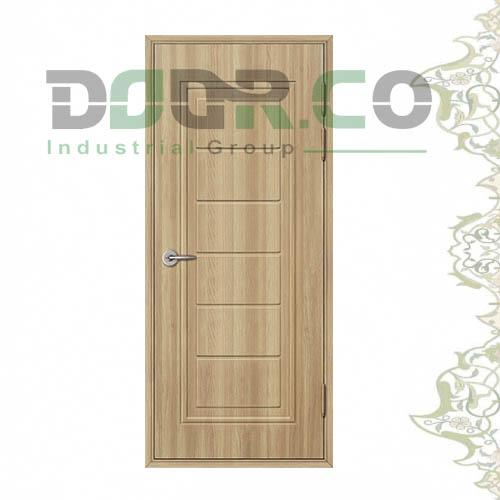 درب روکش pvc کد p202