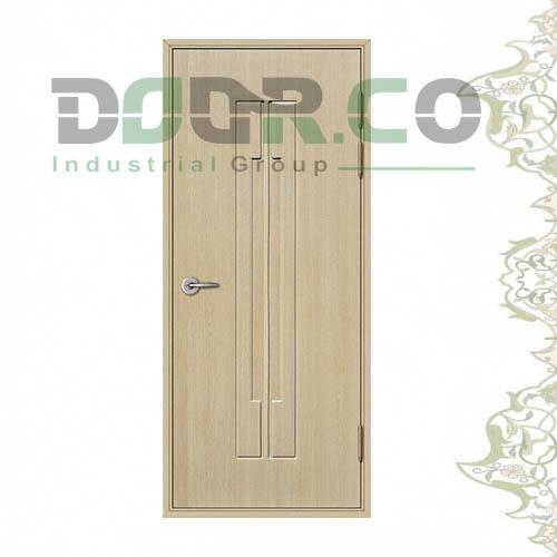 درب روکش pvc کد p203