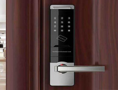 درب ضد سرقت با مقابل برقی